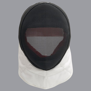"Allstar universal mask Inox FIE ""Comfort"" Comfort Plus 1600N"