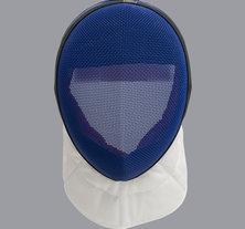 FIE-fencing mask INOX 1600N DARK BLUE.