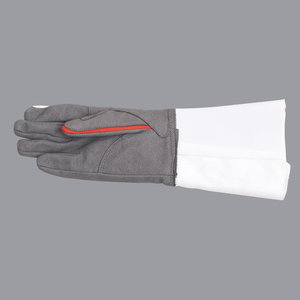 combi glove De Luxe, for all weapons, artificial leather, washable